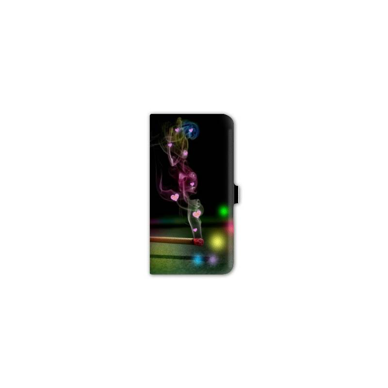 Housse portefeuille iphone 6 amour for Housse portefeuille iphone 6