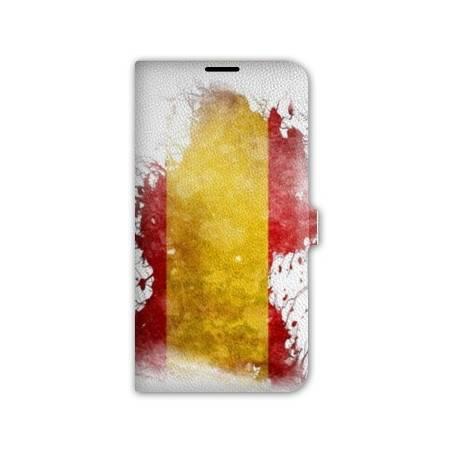 Housse portefeuille cuir Iphone 6 Espagne