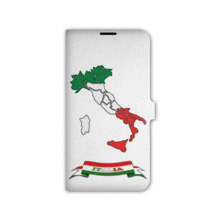 Housse portefeuille cuir Iphone 6 Italie