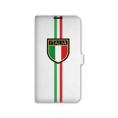 Housse cuir portefeuille Iphone 6 / 6s Italie