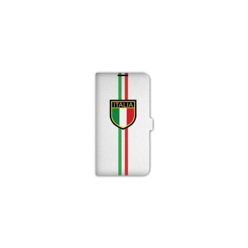 Housse portefeuille iphone 6 italie for Housse cuir iphone 6