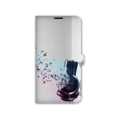 Housse portefeuille cuir Iphone 6 techno