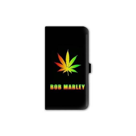 Housse cuir portefeuille Iphone 6 / 6s jamaique