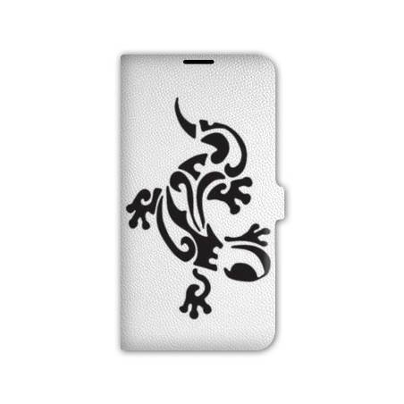 Housse portefeuille cuir Iphone 6 animaux