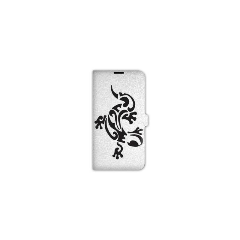 Housse cuir portefeuille pour iphone 6 / 6s animaux