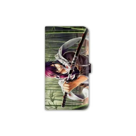Housse cuir portefeuille Iphone 6 / 6s Manga - divers