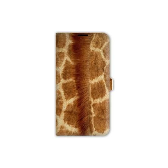 Housse cuir portefeuille Iphone 6 / 6s savane