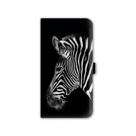 Housse portefeuille cuir Iphone 6 savane