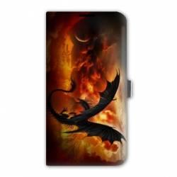 Housse cuir portefeuille Iphone 6 / 6s Fantastique