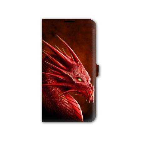 Housse portefeuille cuir Iphone 6 Fantastique
