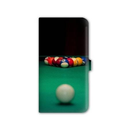Housse portefeuille cuir Iphone 6  Casino