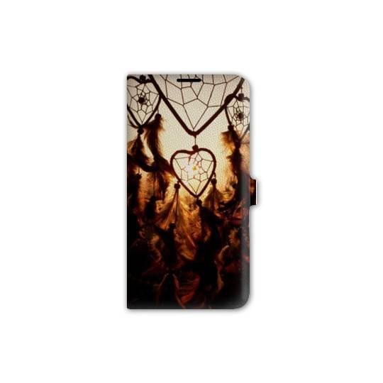 Housse cuir portefeuille Iphone 6 / 6s  Zen