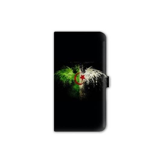 housse cuir portefeuille Iphone 6 plus / 6s plus Algerie