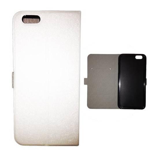 housse-cuir-portefeuille-Iphone-6-plus-6s-plus-Corse miniature 3