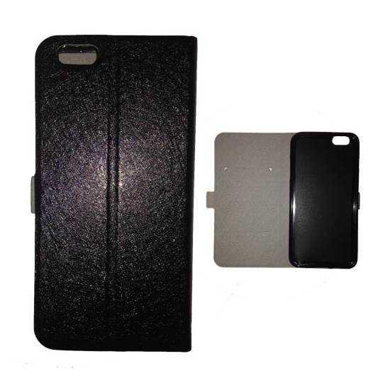 housse-cuir-portefeuille-Iphone-6-plus-6s-plus-Corse miniature 5