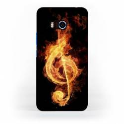 Coque HTC U11 Musique