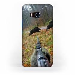 Coque HTC U11 chasse peche