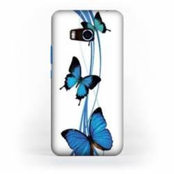 Coque HTC U11 papillons
