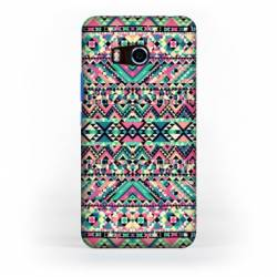 Coque HTC U11 motifs Aztec azteque