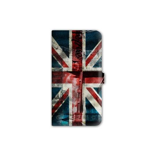 housse cuir portefeuille Iphone 6 plus / 6s plus Angleterre
