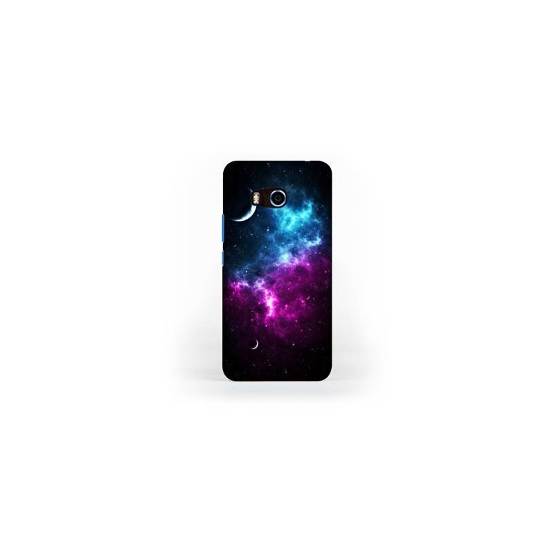 Coque HTC U11 Espace Univers Galaxie