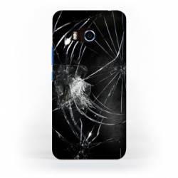 Coque HTC U11 Trompe oeil