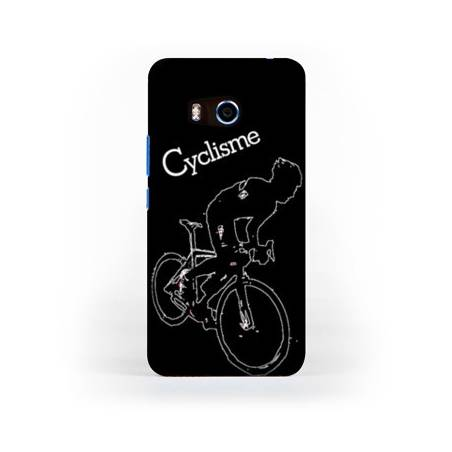 Coque HTC U11 Cyclisme
