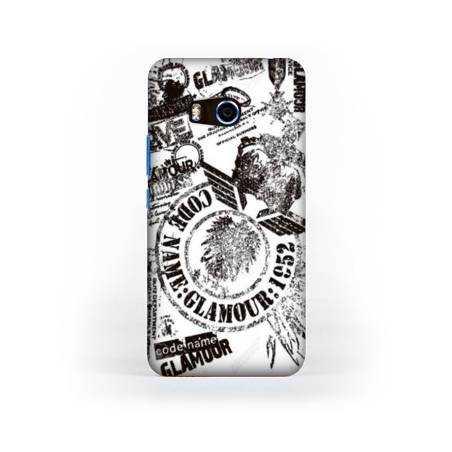 Coque HTC U11 Grunge