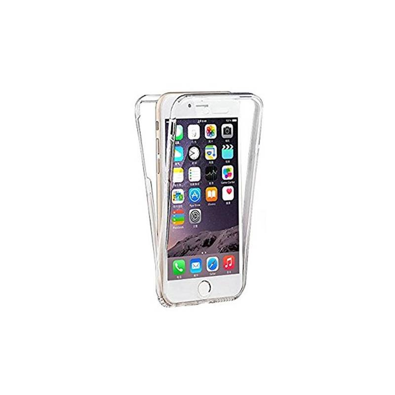 coque 360 iphone x transparente