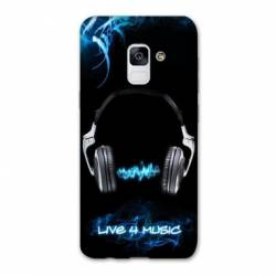 Coque Samsung Galaxy S9 techno