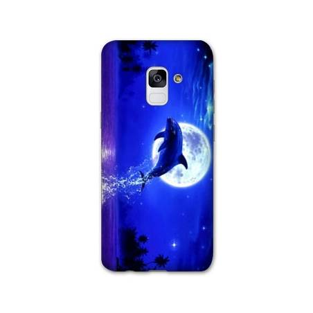 Coque Samsung Galaxy S9 animaux