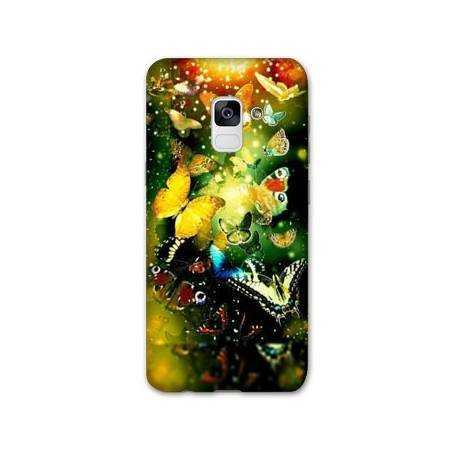 Coque Samsung Galaxy S9 papillons