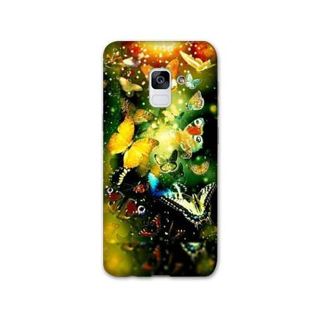 Coque Samsung Galaxy S9 papillons