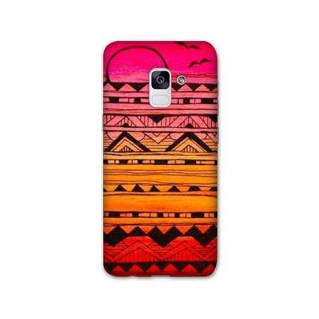 Coque Samsung Galaxy S9 motifs Aztec azteque