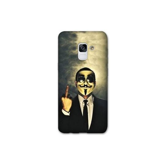 Coque pour Samsung Galaxy S9 Anonymous