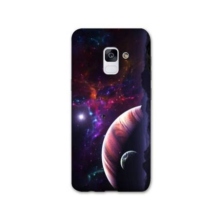 Coque Samsung Galaxy S9 Espace Univers Galaxie