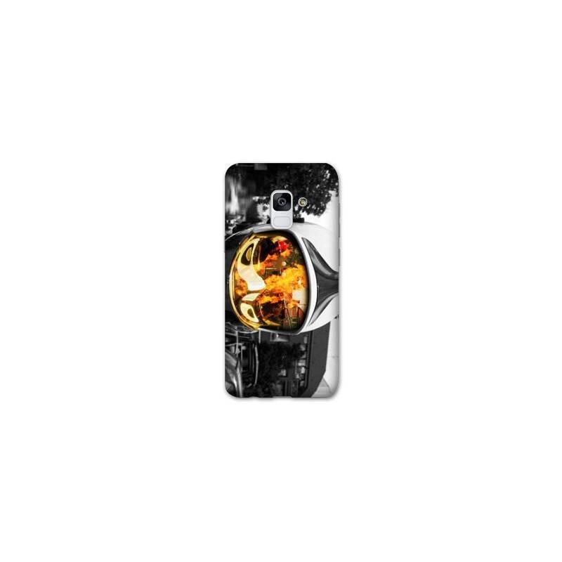 Coque Samsung Galaxy S9 pompier police