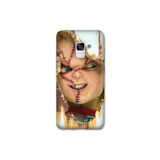 Coque pour Samsung Galaxy S9 Horreur