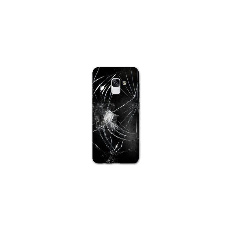 Coque Samsung Galaxy S9 Trompe oeil
