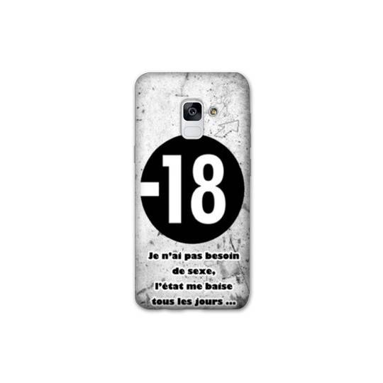 Coque pour Samsung Galaxy S9 Humour