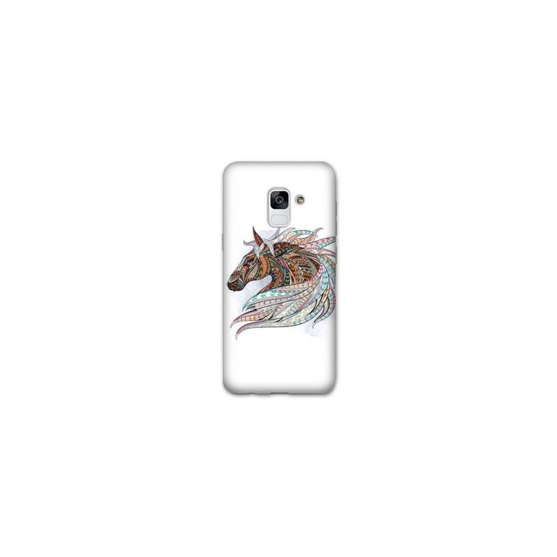 Coque pour Samsung Galaxy S9 Animaux Ethniques