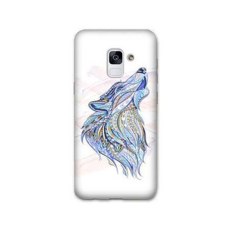 Coque Samsung Galaxy S9 Animaux Ethniques