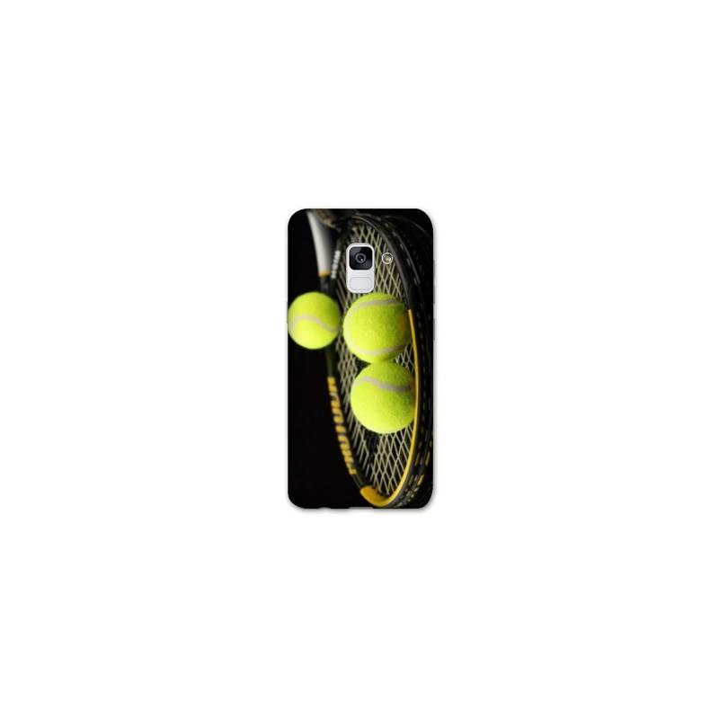 Coque Samsung Galaxy S9 Tennis