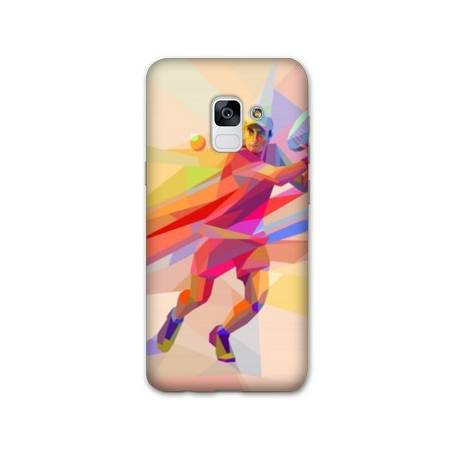 Coque Samsung Galaxy S9 Tennis