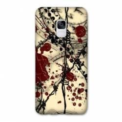 Coque Samsung Galaxy S9 Grunge