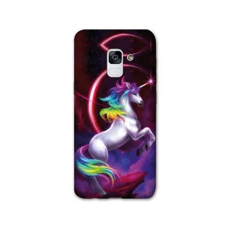 Coque Samsung Galaxy S9 Licorne
