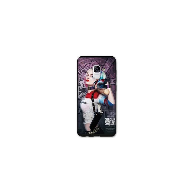 Coque pour Samsung Galaxy S9 Harley Quinn