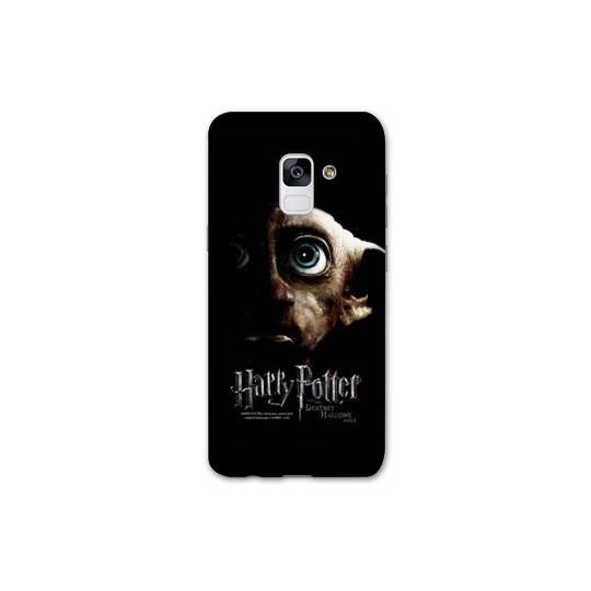 Coque Samsung Galaxy S9 WB License harry potter A