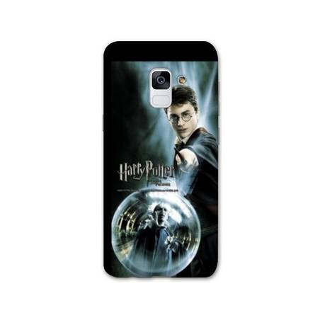 Coque Samsung Galaxy S9 WB License harry potter C