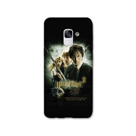 Coque Samsung Galaxy S9 WB License harry potter D